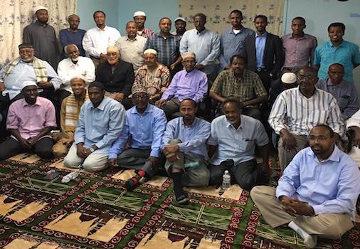 WARBIXIN: Baaqa Waxgaradka reer Boston ee Dhismaha Masjidka